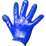 ファックフィンガーグローブ (Blue)