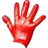 ファックフィンガーグローブ (Red)