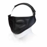 レザーブラインドマスク