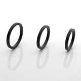 パフォーマンスリング3セット (ブラック)