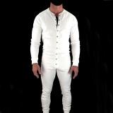 ユニオンスーツ (ホワイト)