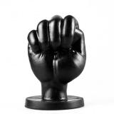 オールブラック フィストディルド (13cm)