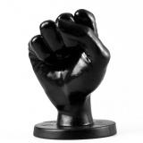オールブラック フィストディルド (14cm)