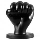 オールブラック フィストディルド (16.5cm)