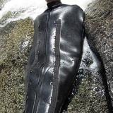 ネオプレン製拘束寝袋 (S)