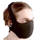 ネオプレン製スナップマスク