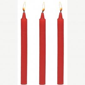 3本組み蝋燭